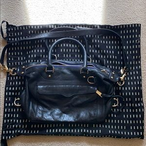 Rebecca minkoff leather bag